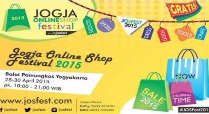 Jogja Online Shop Festival 2015