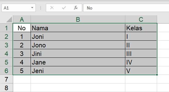 Cara Cepat Mengirim Screenshot Excel ke WhatsApp dan Telegram