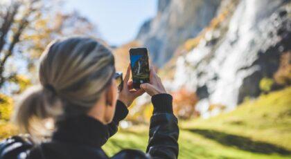 Cara Merekam Video Hands free Story Instagram 1