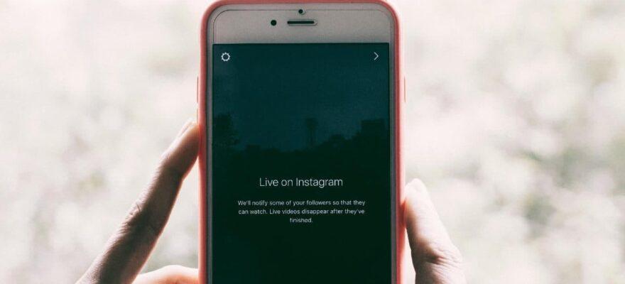 Cara Praktis untuk membuat Live di Instagram 1
